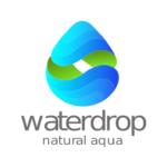Logo waterdrop