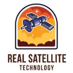 Logo real satellite